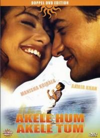 Akele Hum Akele Tum (Title) Lyrics - Akele Hum Akele Tum